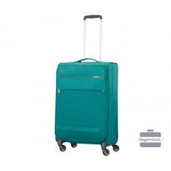 Vidutinis lagaminas American Tourister Herolite V Žalias