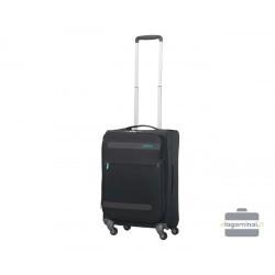 Mažas lagaminas American Tourister Herolite M Juodas