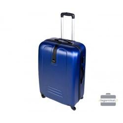 Didelis plastikinis lagaminas Gravitt 188-D Mėlynas