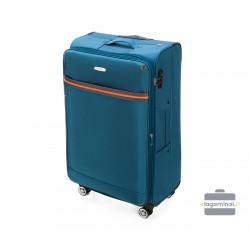Didelis medžiaginis lagaminas Wittchen 56-3S-493 Mėlynas