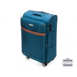 Vidutinis medžiaginis lagaminas Wittchen 56-3S-492 Mėlynas