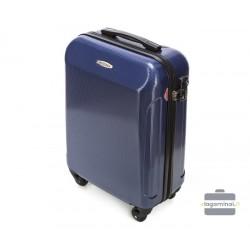 Mažas plastikinis lagaminas Wittchen 56-3P-871 Mėlynas