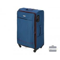 Didelis medžiaginis lagaminas Wittchen 56-3S-463 Mėlynas