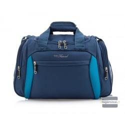 Rankinė VIP Travel V25-3S-236 Mėlyna