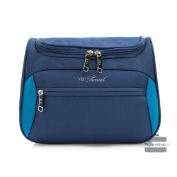 Rankinė VIP Travel V25-3S-235 Mėlyna
