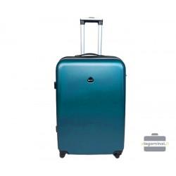 Didelis plastikinis lagaminas Gravitt 866-D Turkio spalva