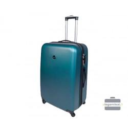 Vidutinis plastikinis lagaminas Gravitt 866-V Turkio spalva