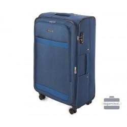 Didelis medžiaginis lagaminas Wittchen 56-3S-583 Mėlynas