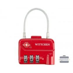 Kodinė TSA spynelė lagaminui Wittchen 56-30-024