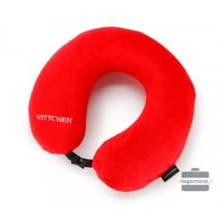 Kelioninė pagalvė Wittchen 56-30-043 Raudona
