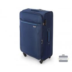 Didelis medžiaginis lagaminas Vip Travel V25-3S-263 Mėlynas