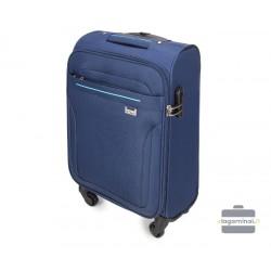 Mažas medžiaginis lagaminas VIP Travel V25-3S-261-M Mėlynas