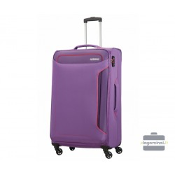 Didelis lagaminas American Tourister Holiday Heat D Violetinis