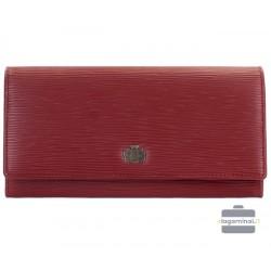 Didelė moteriška piniginė Wittchen 03-1-052-3 Raudona