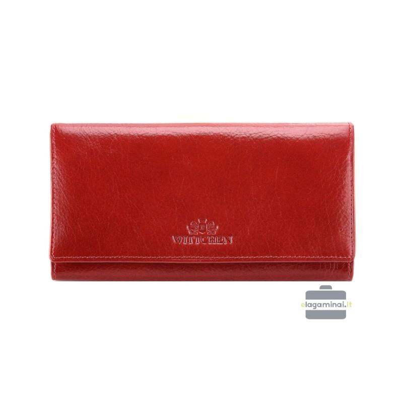 Didelė moteriška piniginė Wittchen 21-1-075-3 Raudona