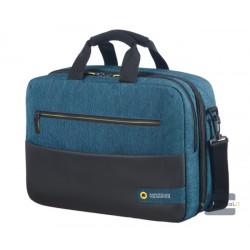 Krepšys kompiuteriui-kuprinė American Tourister City Drift 80533 Mėlynas