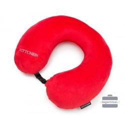 Kelioninė pagalvė Wittchen 56-30-042 Raudona