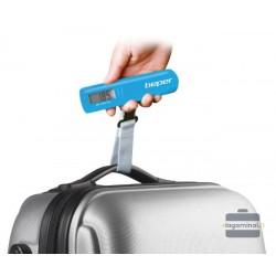 Beper Rankinio bagažo svarstyklės Mėlynos