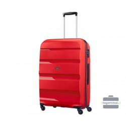 Didelis lagaminas American Tourister Bon Air D Raudonas