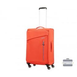Vidutinis lagaminas American Tourister Litewing V Oranžinis