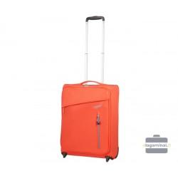 Mažas lagaminas American Tourister Litewing M Oranžinis