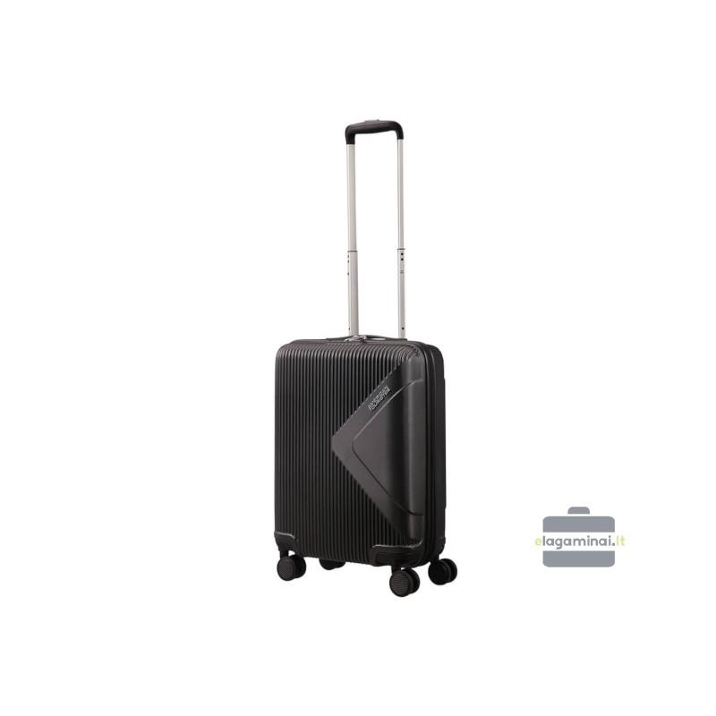 Mažas lagaminas American Tourister Modern Dream M Juodas