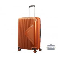 Didelis lagaminas American Tourister Modern Dream D Oranžinis