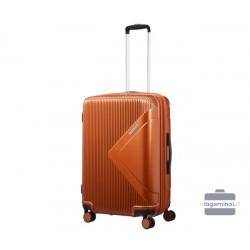 Vidutinis lagaminas American Tourister Modern Dream V Oranžinis