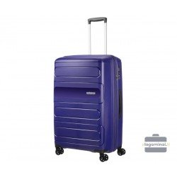 Didelis lagaminas American Tourister Sunside D Mėlynas