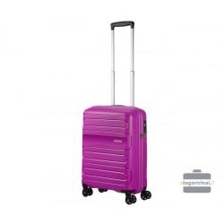 Mažas lagaminas American Tourister Sunside M Violetinis