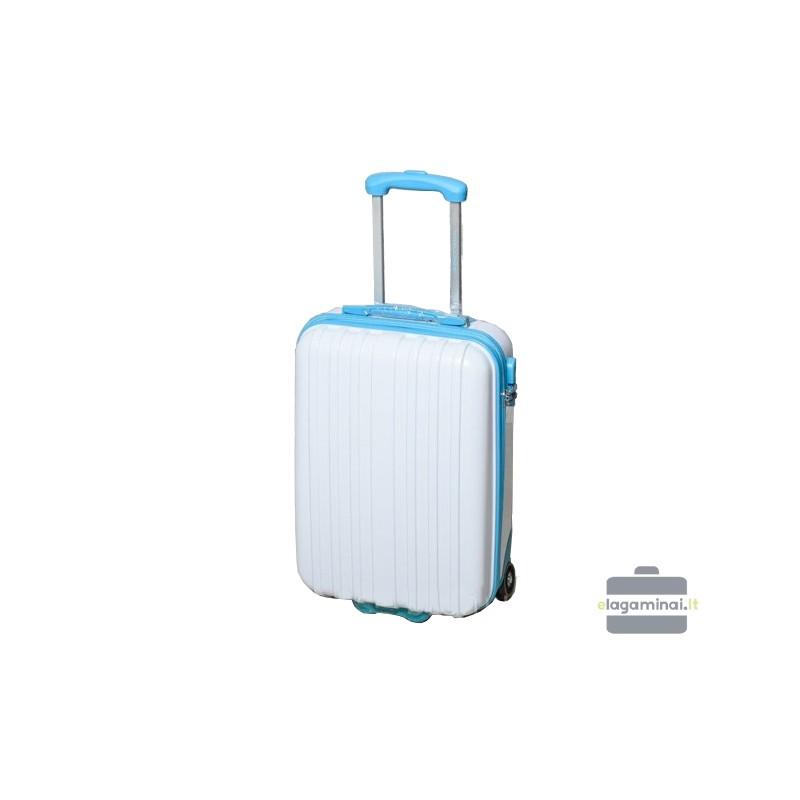 Mažas plastikinis lagaminas David Jones 2050-M
