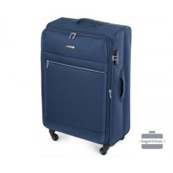 Didelis medžiaginis lagaminas Wittchen 56-3S-623 Mėlynas