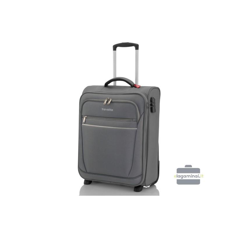 Mažas lagaminas Travelite Cabin Pilkas