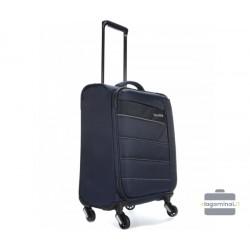 Mažas medžiaginis lagaminas Travelite Kite M Tamsiai mėlynas