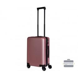 Mažas plastikinis lagaminas Hearth Rožinis