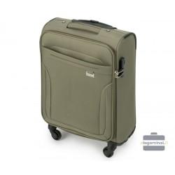 Mažas medžiaginis lagaminas VIP Travel V25-3S-261-M Chaki spalva