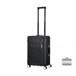 Mažas lagaminas American Tourister Modern Alumo M Juodas