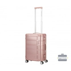 Mažas lagaminas American Tourister Alumo M Juodas