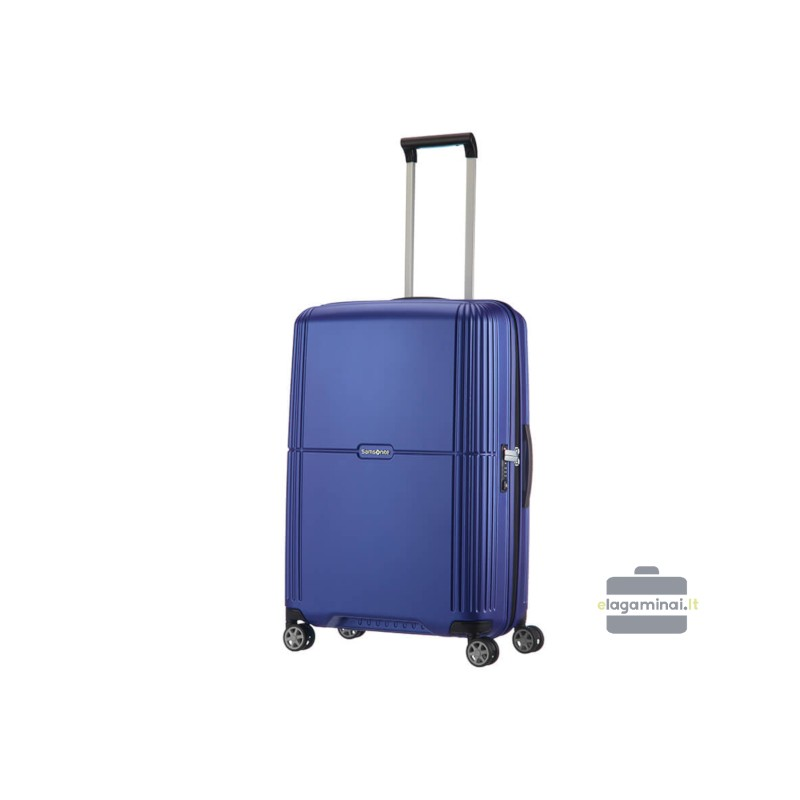 Vidutinis lagaminas Samsonite Orfeo V Mėlynas