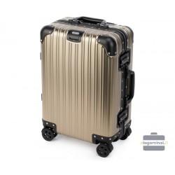 Mažas lagaminas Wittchen 56-3H-101-M Šviesiai geltonas