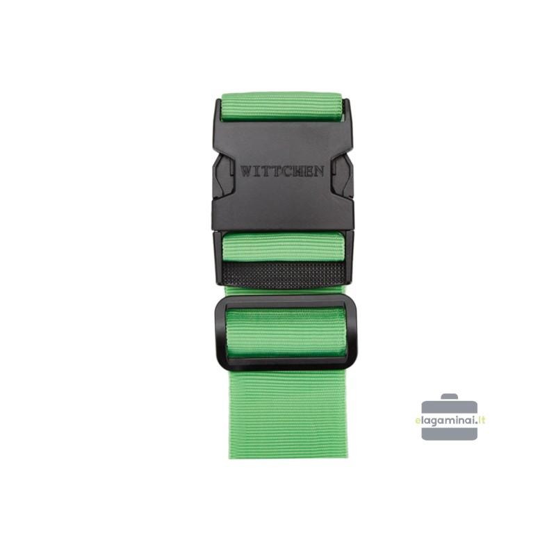 Apsauginis lagamino diržas Wittchen 56-30-015 Žalias