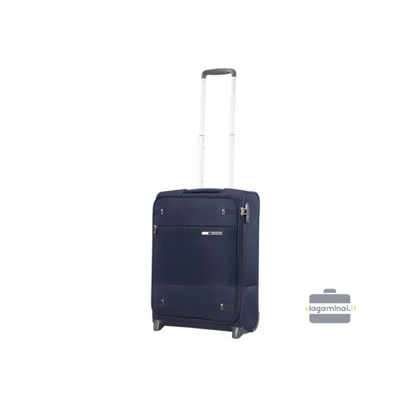 Mažas lagaminas Samsonite Base Boost M Tamsiai mėlynas