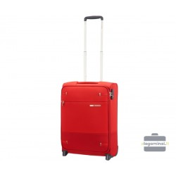 Mažas lagaminas Samsonite Base Boost M Raudonas