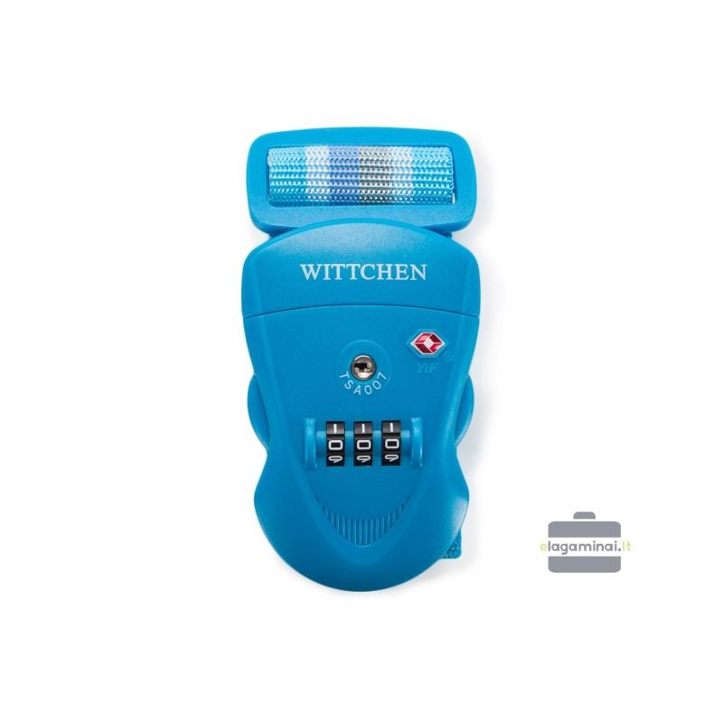 Apsauginis lagamino diržas Wittchen 56-30-013 Mėlynas