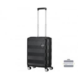 Mažas lagaminas American Tourister Flylife M Juodas