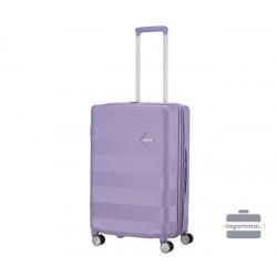 Vidutinis lagaminas American Tourister Flylife V Violetinis