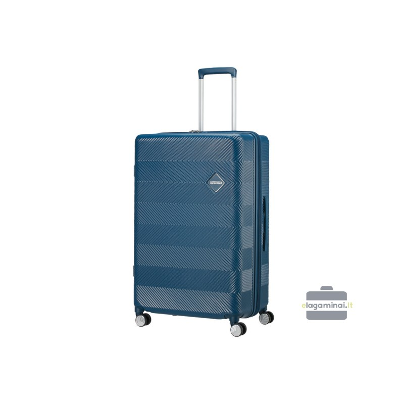 Didelis lagaminas American Tourister Flylife D Mėlynas