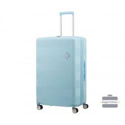 Didelis lagaminas American Tourister Flylife D Šviesiai mėlynas