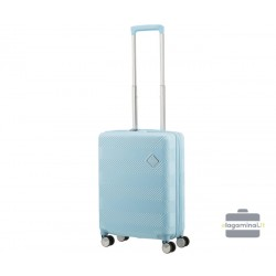 Mažas lagaminas American Tourister Flylife M Šviesiai mėlynas