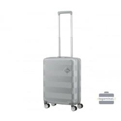 Mažas lagaminas American Tourister Flylife M Sidabro spalva
